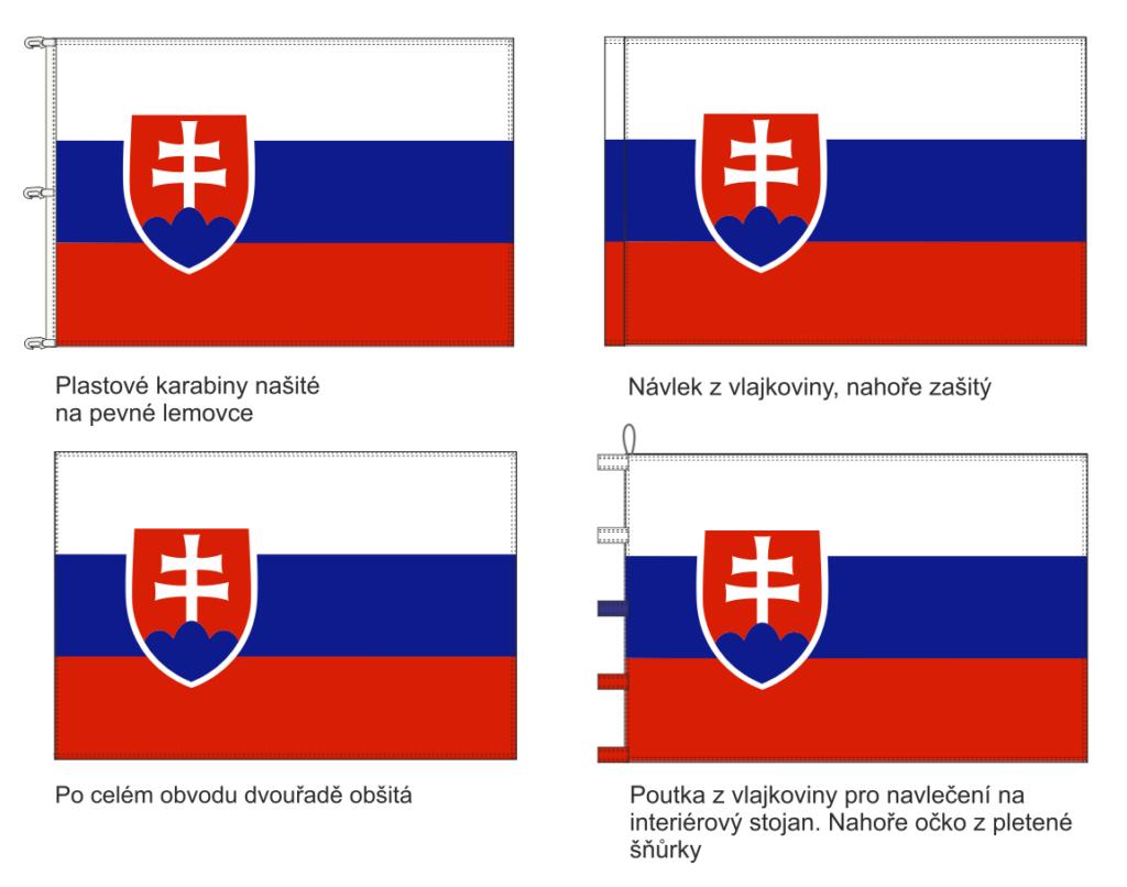 Konfekce vodorovne Slovensko