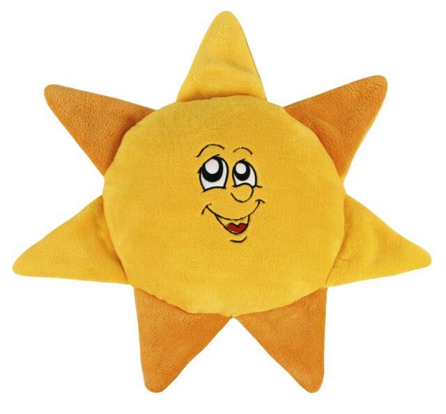 Polštářek sluníčko
